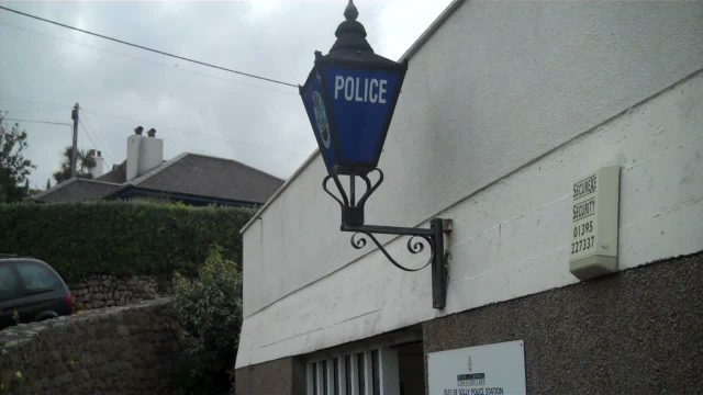 St Mary's Police Station