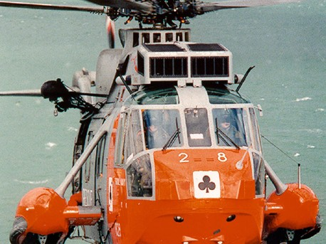 Rescue Helicopter culdrose