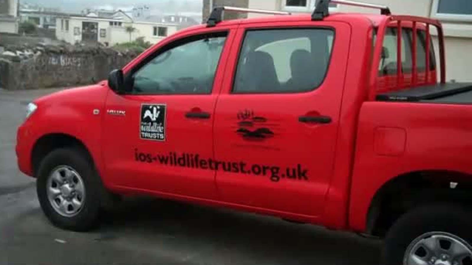 wildlife trust car
