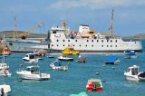 No Sunday Papers As Special Scillonian Sailing Cancelled