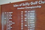 Rory Guy Is Youngest Ever Winner Of Scilly Golf Championship
