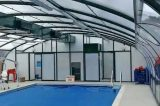 New Reception Building for Normandy Pool