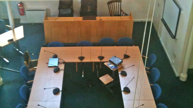 wesleyan chapel interior