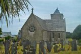 Tresco Churchgoers On The Move As Church Closes For Repairs