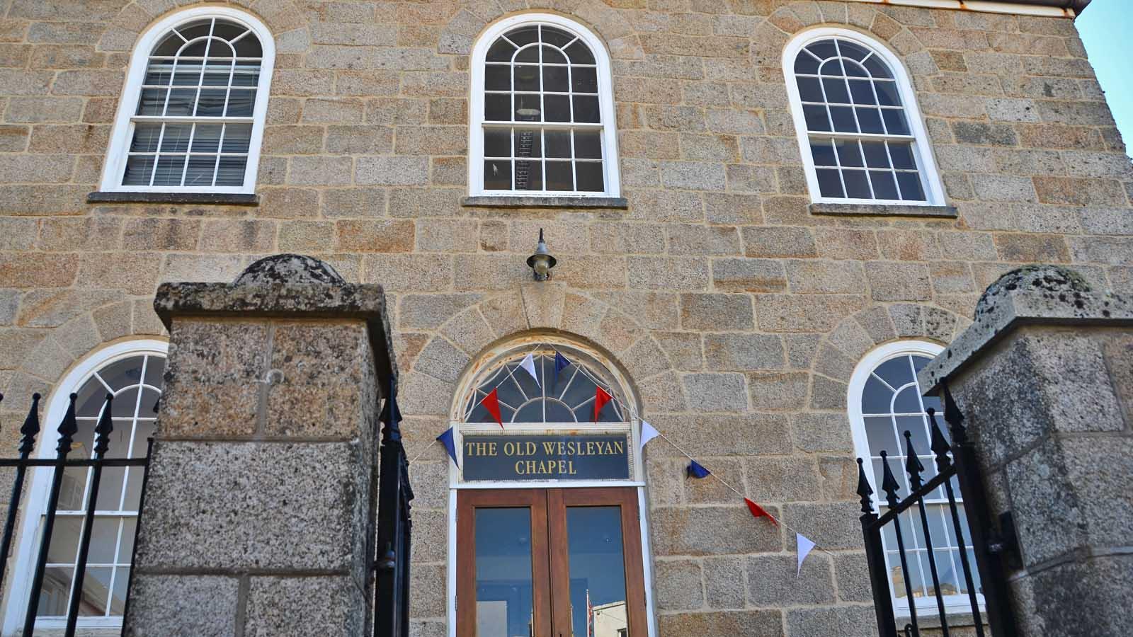 wesleyan chapel 3