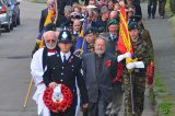 Remembrance Day Service Takes Place In Church