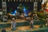 New Nativity Figures At Parish Church