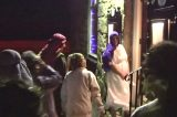 Crowds Turn Out For Carol Service And Nativity