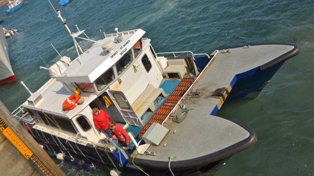 spirit of st agnes boat 1
