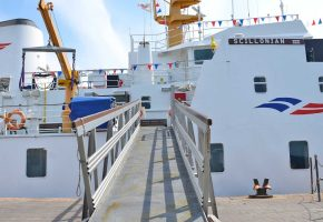 In Pictures: The Newly Refitted Scillonian III