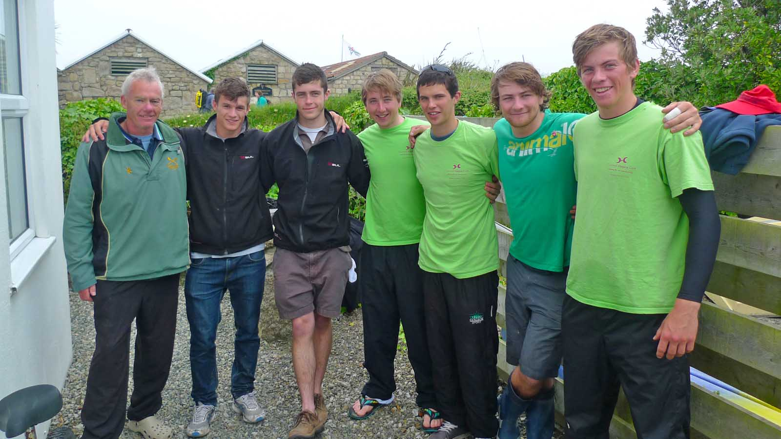 helford gig crew scilly row 2012