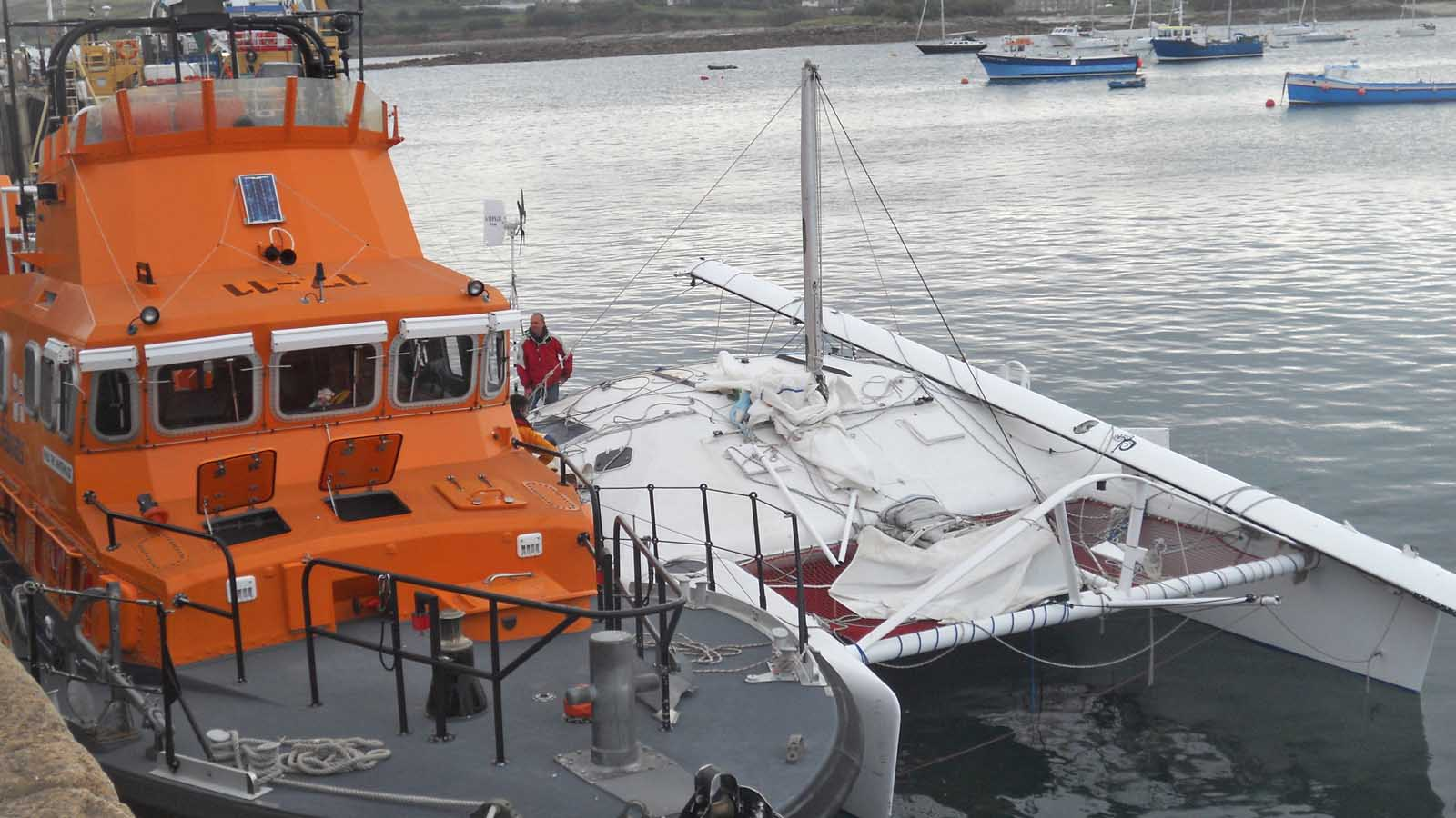 lifeboat rescue orinocco flow june 2012