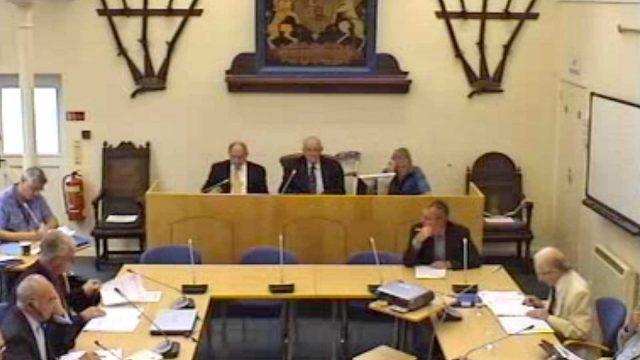 wesleyan chapel full council meeting