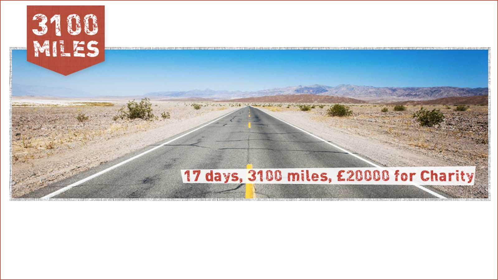 3100 miles banner