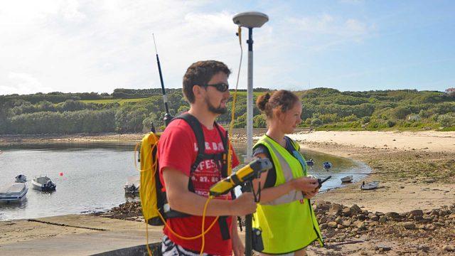 coast survey team