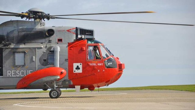rnas culdrose helicopter 3