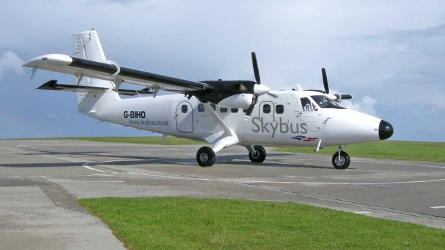 skybus twin otter