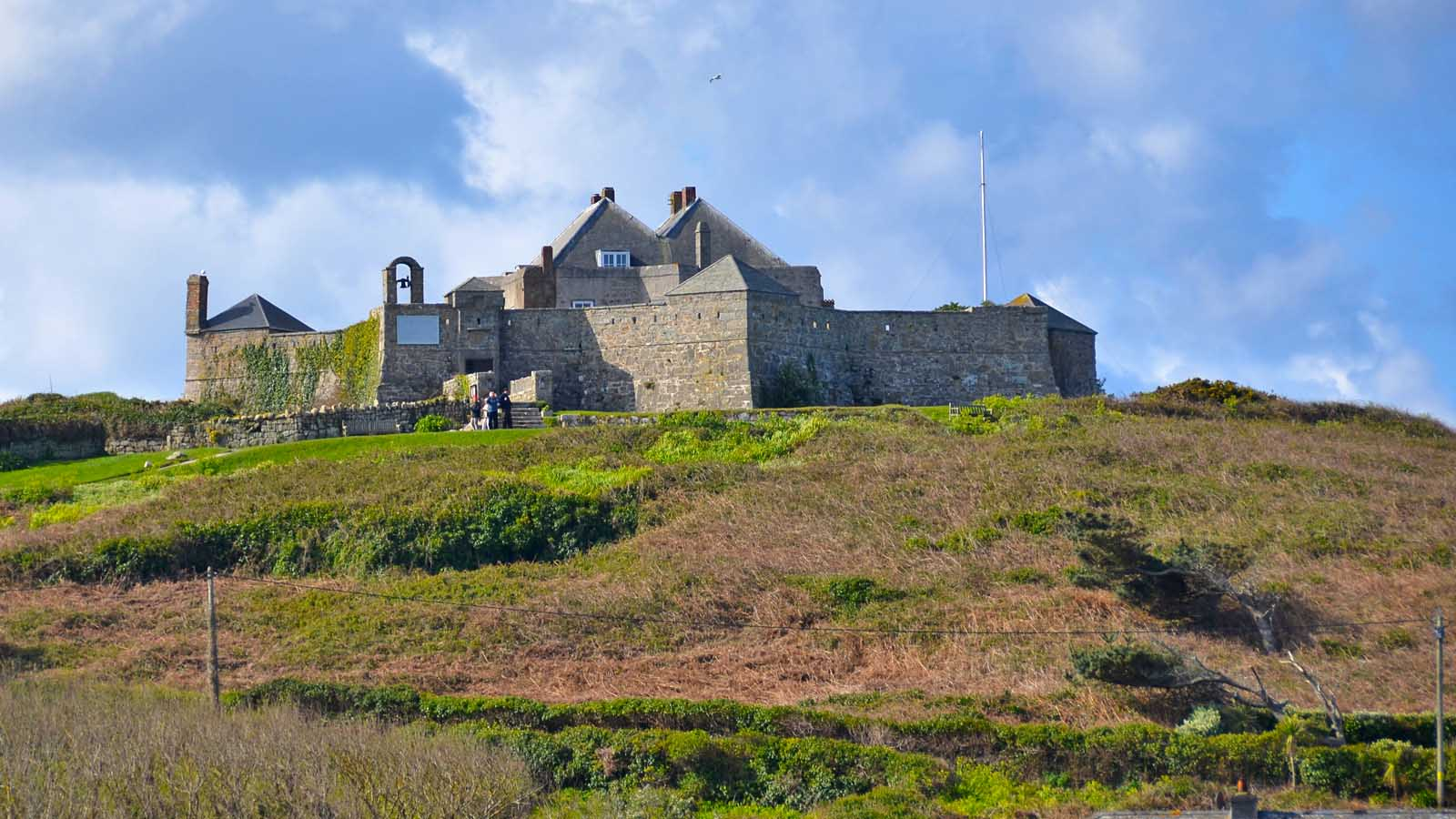 Scilly's Star Castle Receives Top Hotel Award | Scilly Today