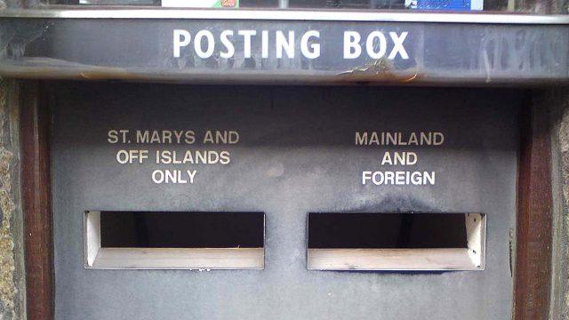 post box post office 2