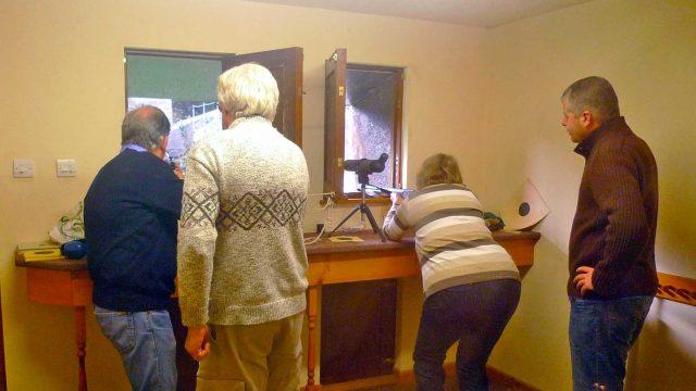 shooting club visitors 2012