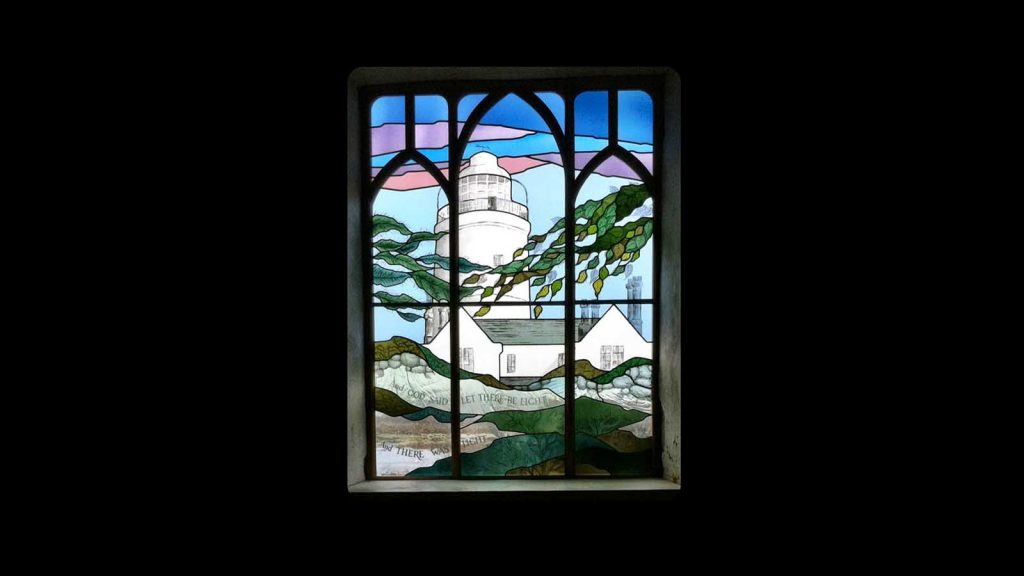 St Agnes church window