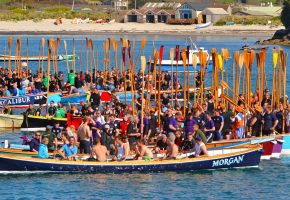 In Pictures: WPGC 2013 Panoramas From The Raising Of The Oars