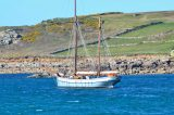 Scilly Has Potential As Tall Ship Destination Says Skipper