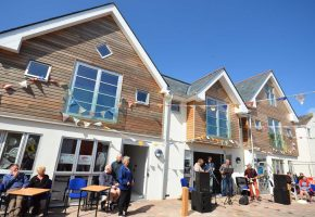 In Pictures: Porthcressa Open Day