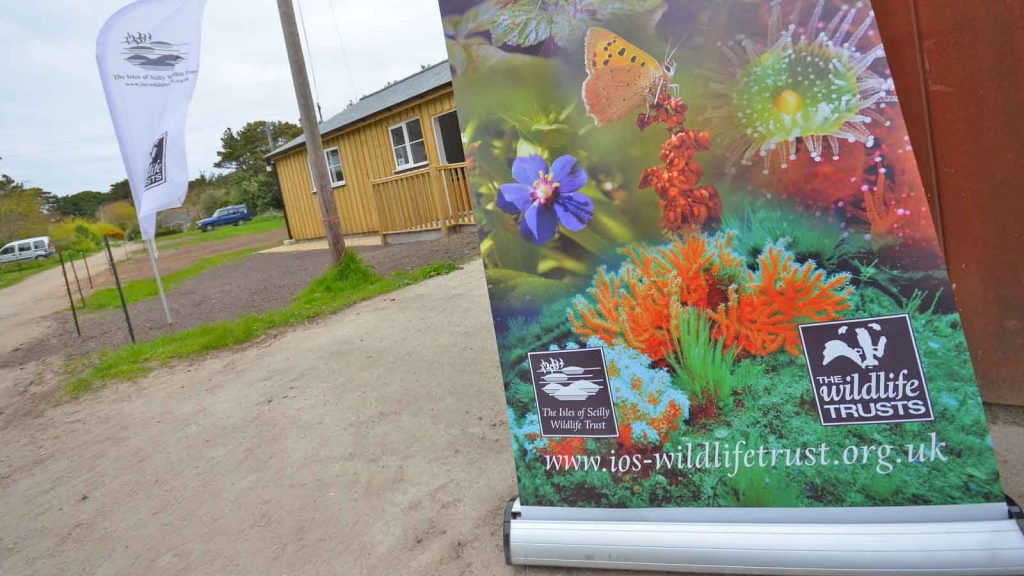 Wildlife Trust offices at Trenoweth