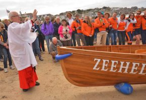 In Pictures: Blessing of the Zeeheld Gig