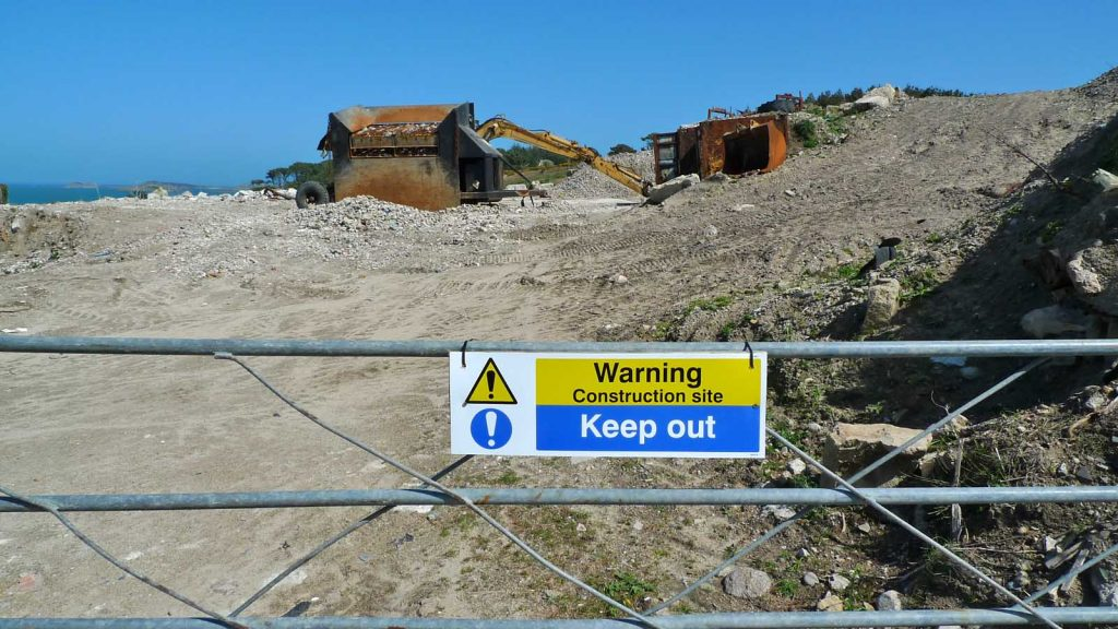 Pendrathen quarry
