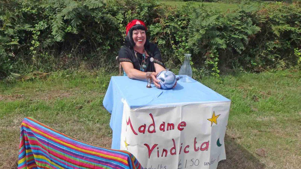 'Madame Vindicta'