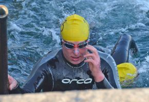 In Pictures: Inter Island Swim 2013