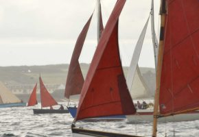 In Pictures: Round The Island Race 2013