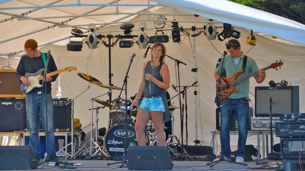 sports and music festival 2013