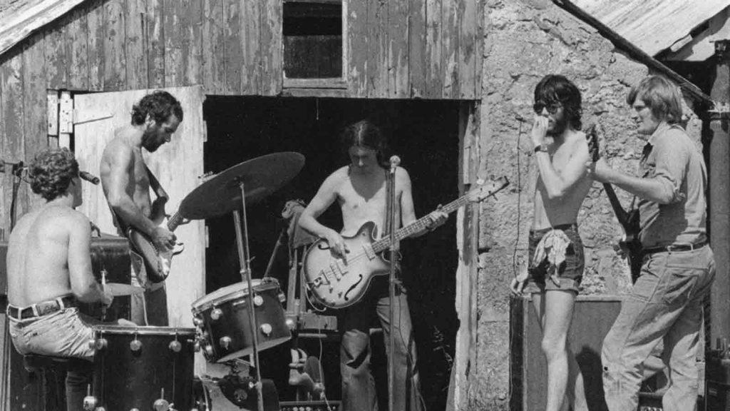 steamband 1973