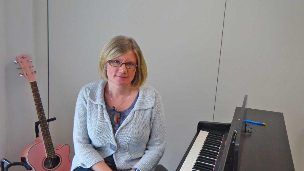 Head of Music Debbie Wainwright