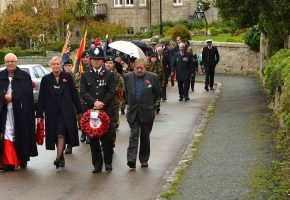 In Pictures: Service of Remembrance 2013