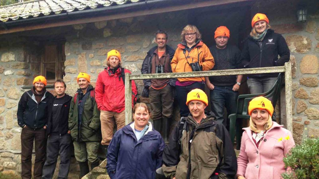 seabird recovery project