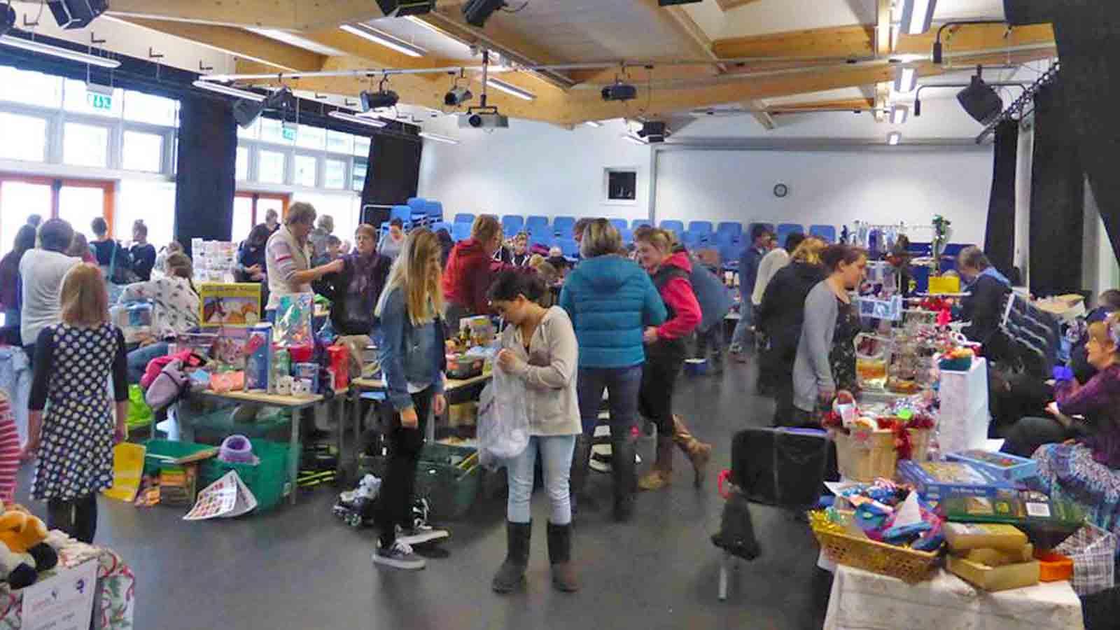 Christmas Craft Fair Ideas School