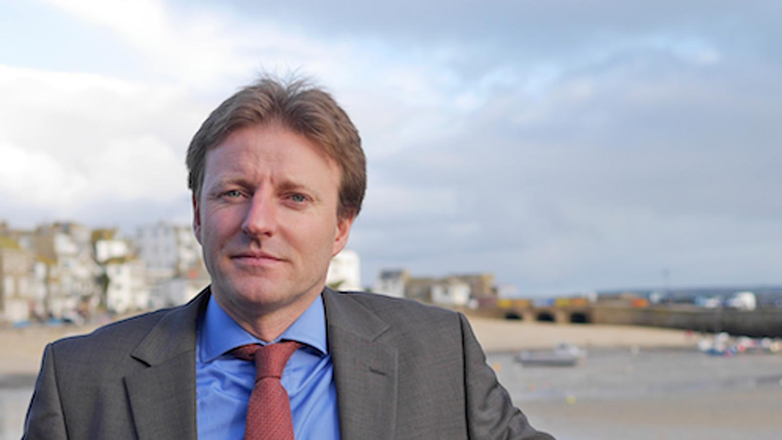Prospective Conservative MP Derek Thomas talks to Radio Scilly