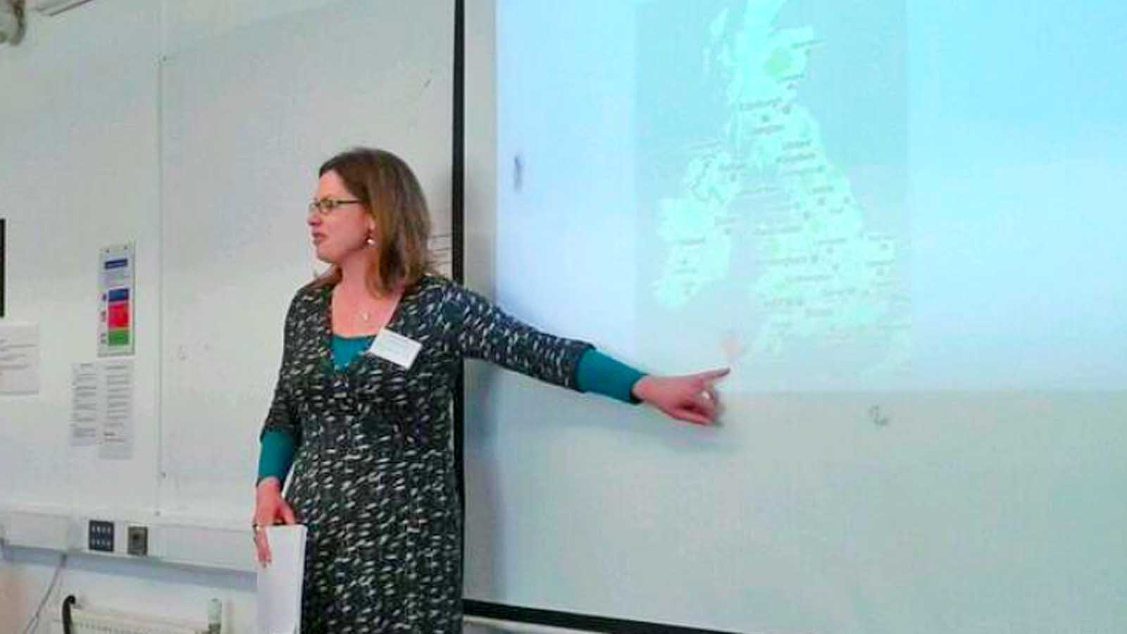 Dr Emma Moore On The Scillonian Dialect