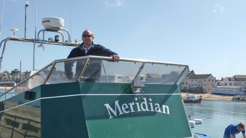Paul Osborne on the Meridian
