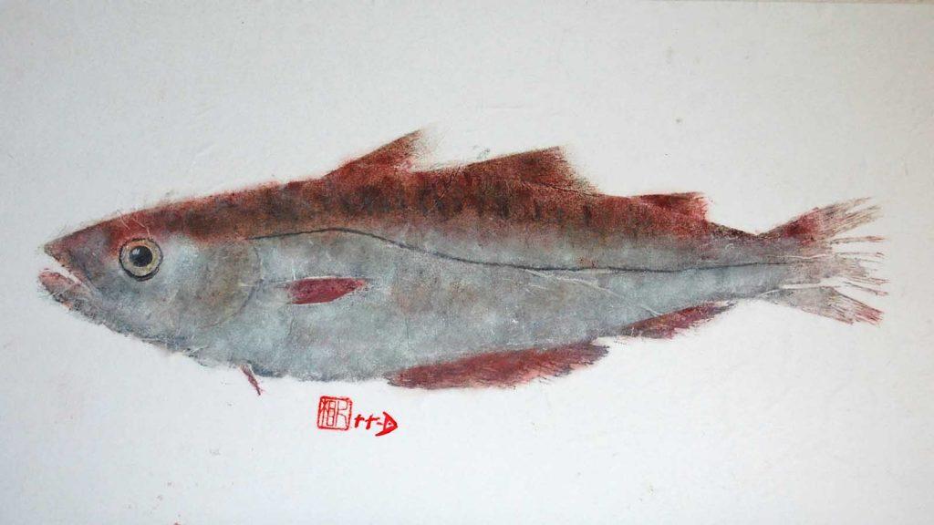 toby gyotaku 1