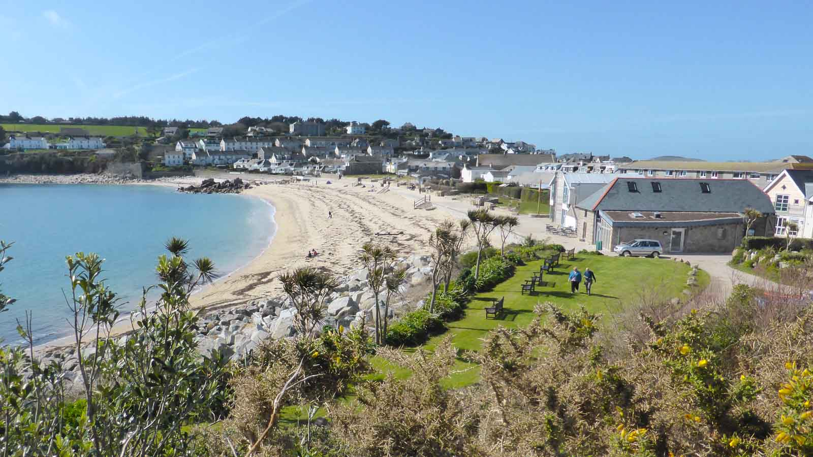 Superfast Broadband Cable Laying Starts In Scilly