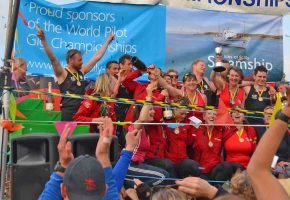 In Pictures: WPGC 2014 Medals Ceremony