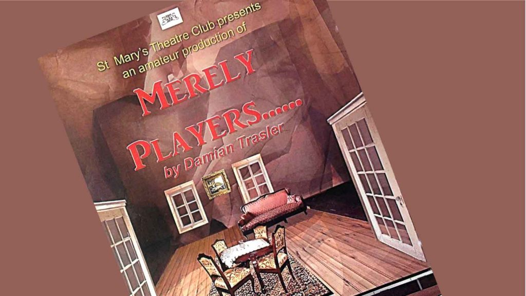 merely players flyer