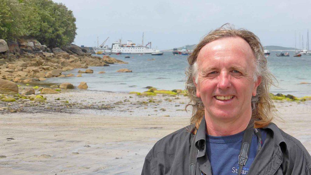 Wildlife guide Paul Semmens