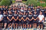 Cornish Pirates Rugby Team Visits Scilly