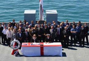 In Pictures: Signing Of The Armed Forces Community Covenant